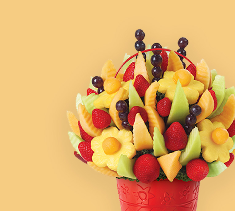 Fruit arrangement from Edible Arrangements