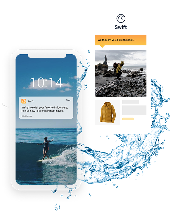 Example of how to use Cordial's Mobile App Messaging Channel